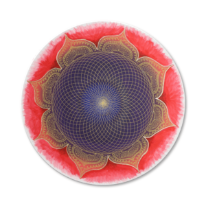 Mandala Herz des Orients1