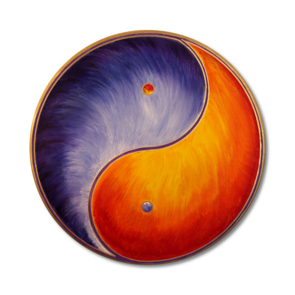 Yin-Yang Energy Pictures